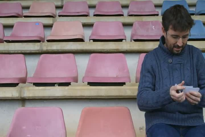 'Salvados'. Évole entrevista a Iniesta.