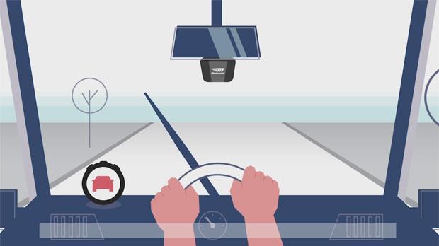 Barcelona prova càmeres als autobusos per detectar punts cecs