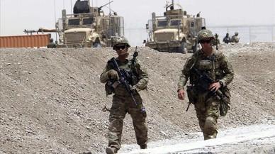 Trump, los talibanes y las series de televisión