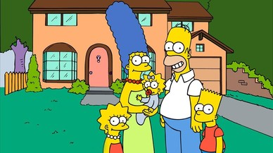 El 1-O 'relega' a Los Simpson a Neox