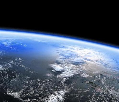 Resultado de imagen de la tierra desde el espacio nasa