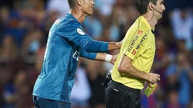 Apel·lació tomba el recurs del Madrid i Cristiano ha de complir els 5 partits de sanció