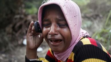 La persecució de la minoria musulmana rohingya a Birmània pot haver causat més de 1.000 morts