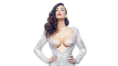 Cristina Rodríguez, de la petita pantalla a la portada d''Interviú 2017'