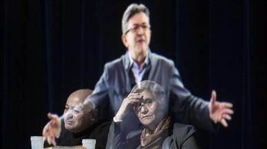 Mélenchon, el líder ubic de l'esquerra radical