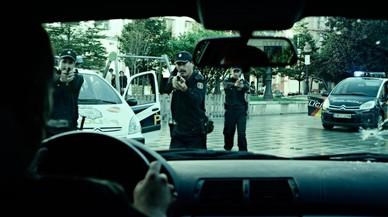 Un policía infiltrado en el cine español