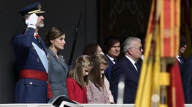 El 12-O recobra la calma a Madrid
