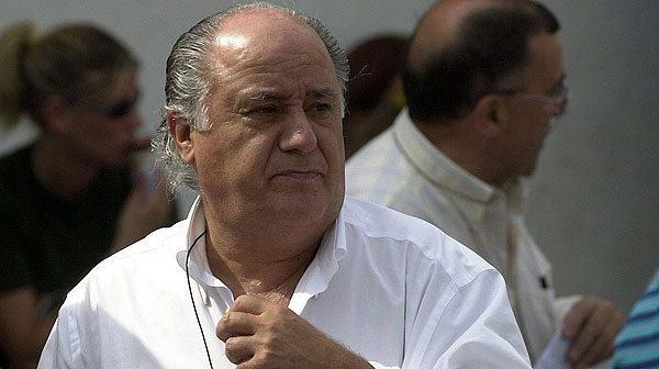 Amancio Ortega, el tercer hombre ms rico del mundo