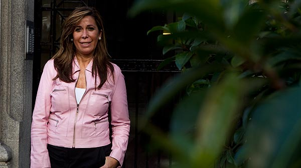 Entrevista con Alicia Sánchez-Camacho, candidata del PPC a la presidencia de la Generalitat.