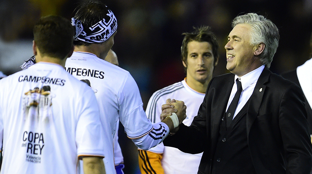 Ancelotti - Real Madrid