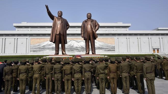 Fallit llançament d'un míssil a Corea del Nord en l'aniversari del fundador del règim