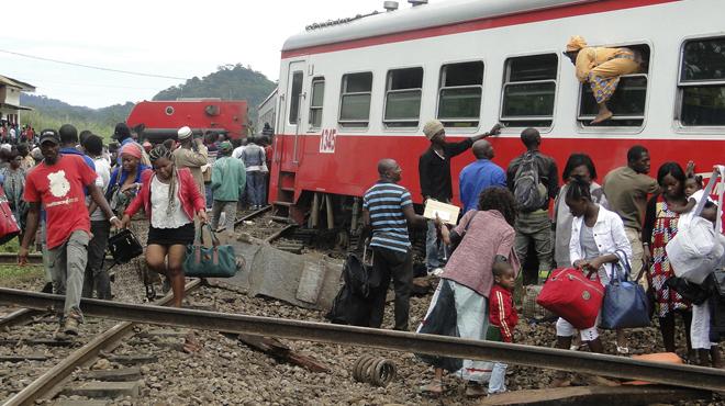 M�s de 50 muertos en un accidente de tren en Camer�n