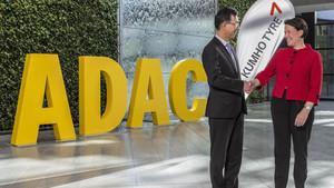 ADAC Sponsoring Khumo Tyre