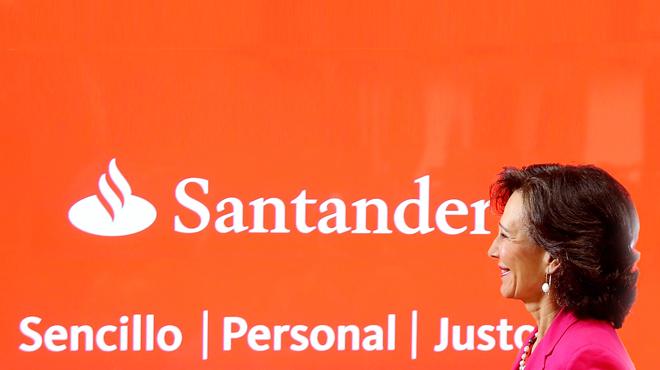 Ana Botín: Aquesta operació posa de manifest el compromís del Santander amb el sistema financer