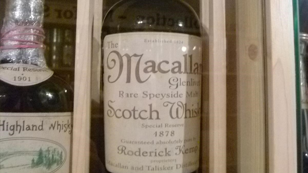 Image result for macallan 1878