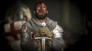 television serie de la plataforma hbo knightfall