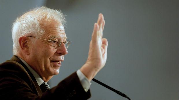 Borrell critica el nivell de comprensió intel·lectual molt baix de largumentari independentista (CA)