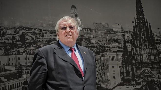 """Paul Preston: """"És al·lucinant que el Govern no admeti que la dictadura va ser il·legítima"""""""