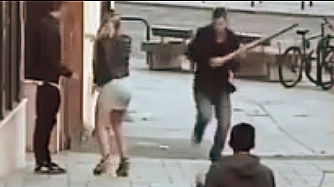 Un espa�ol es agredido en Inglaterra al grito de 'puto espa�ol, �habla ingl�s!'