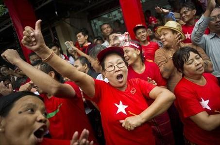 Nueva era en Birmania