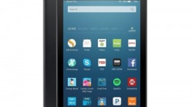Nueva tableta Amazon Fire HD 8, a fondo