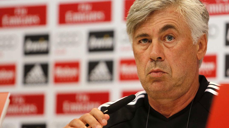 Ancelotti anuncia la sortida de Di María