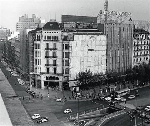 50 a os de primavera comercial - El corte ingles plaza cataluna barcelona ...