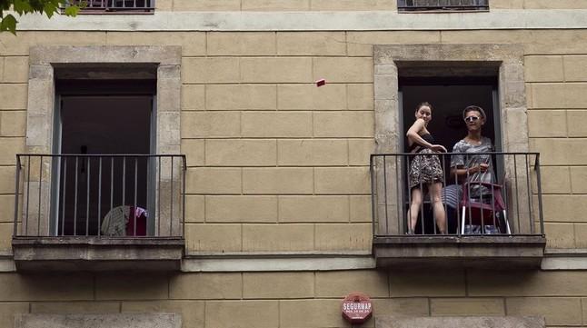 Los chivatazos se alan supuestos pisos tur sticos - Pisos turisticos barcelona ...