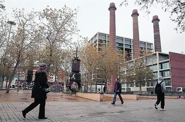 El parque de las Tres Xemeneies será oficialmente un 'skate park'