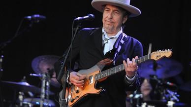 """Bob Dylan: """"Tenía las mismas probabilidades de ganar el Nobel como de ir a la Luna"""""""