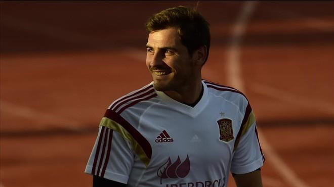 Casillas, elegit el més sexi de la Selecció