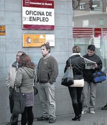 Espa a lidera la desigualdad por bajos salarios y m s paro for Oficina empleo madrid