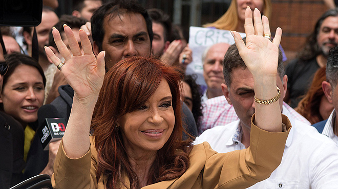 La justícia argentina processa Fernández de Kirchner per corrupció