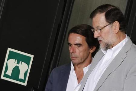 Divorci hostil entre el PP de Rajoy i la FAES d'Aznar