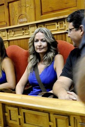 La jueza concluye que no hubo delito contra la intimidad en la difusión del vídeo erótico de Olvido Hormigos