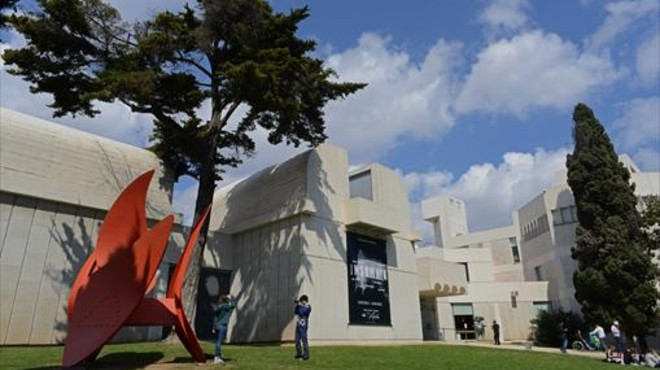La casa blanca de l'art