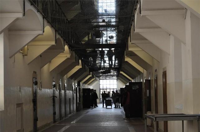 Italia hacina a sus presos