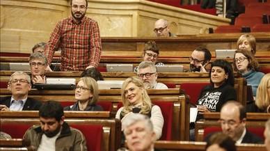 """La CUP denuncia una """"campanya de criminalització"""" del PP i Ciutadans"""