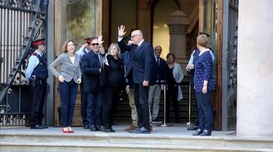 """Corominas y Barrufet no responden al TSJC para evitar la """"humillación"""" al Parlament"""