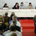 Las intervenciones del comit� federal del PSOE