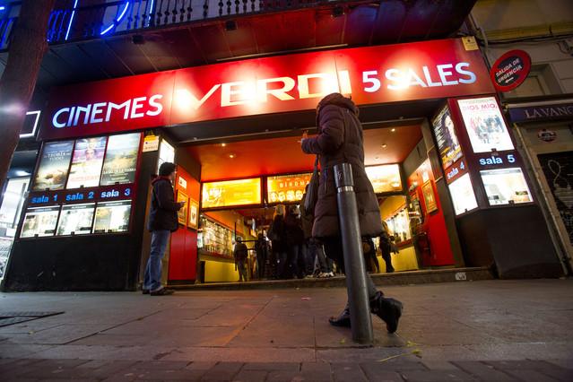 24 cines terrassa: