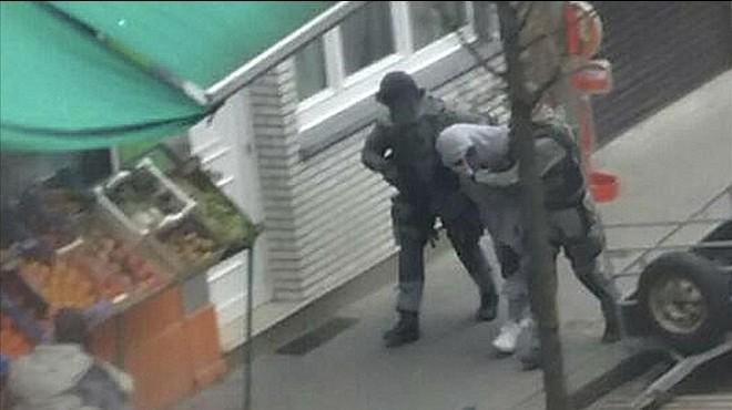 Salah Abdeslam va renunciar a immolar-se a l'Estadi de França en l'últim moment