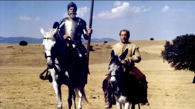 TVE obre la setmana dedicada a Cervantes