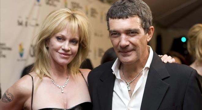 Antonio Banderas donarà 60.000 euros al mes a Melanie Griffith