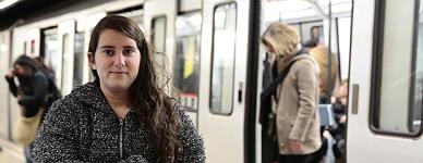 Miedo a un turbante en el metro de Barcelona