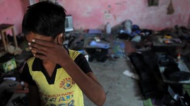 Rescatados 25 granjeros, incluidos niños, que vivían esclavizados en la India