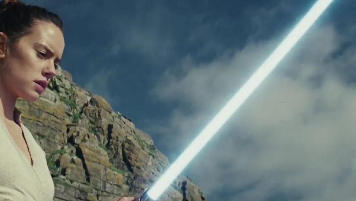 """Nou tràiler de """"Star Wars: Los últimos Jedi"""""""