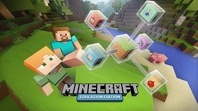 El proyecto MinecraftEdu se implantar� en las escuelas de EEUU desde mediados de este a�o.