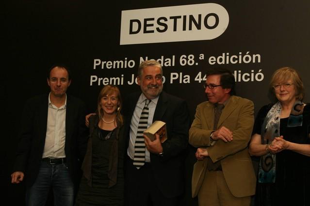 Rafael Nadal gana el Josep Pla con sus memorias de infancia