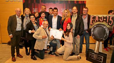 'La República Santboiana' mención de calidad de los Premios Rádio Associació de Catalunya